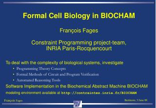 To deal with the complexity of biological systems, investigate Programming Theory Concepts