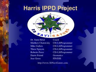 Harris IPPD Project