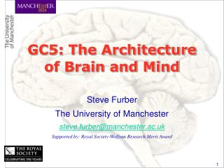 GC5: The Architecture of Brain and Mind