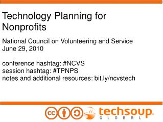 Technology Planning for Nonprofits