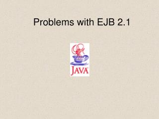 Problems with EJB 2.1