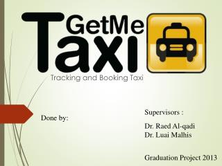 Tracking and Booking Taxi