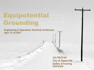 Equipotential Grounding
