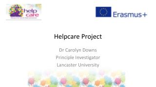 Helpcare Project