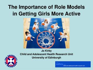 The Importance of Role Models in Getting Girls More Active