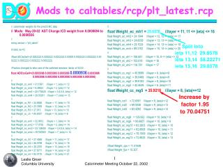 Mods to caltables/rcp/plt_latest.rcp