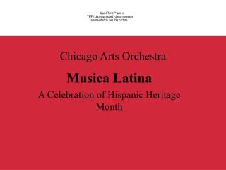 Chicago Arts Orchestra