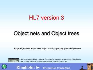 HL7 version 3