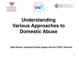 Understanding Various Approaches to Domestic Abuse