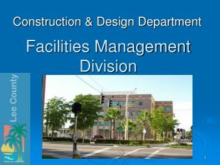 Facilities Management Division