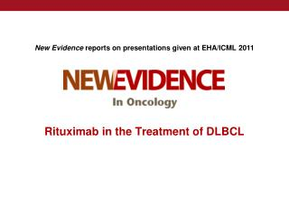 Rituximab in the Treatment of DLBCL