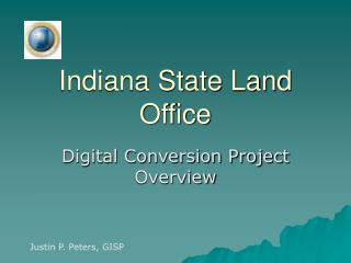 Indiana State Land Office