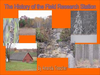 The History of the Field Research Station