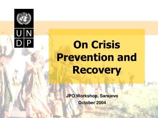 On Crisis Prevention and Recovery