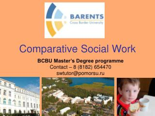 Comparative Social Work