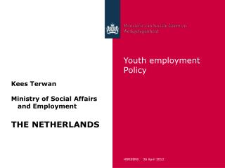 Youth employment Policy