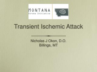 Transient Ischemic Attack