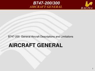 Aircraft General