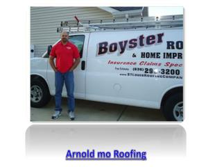 Arnold mo Roofing