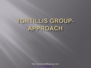 Tortillis group-Approach