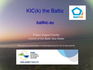 KIC(k) the Baltic baltkic.eu