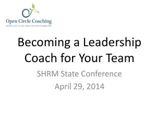 Becoming a Leadership Coach for Your Team