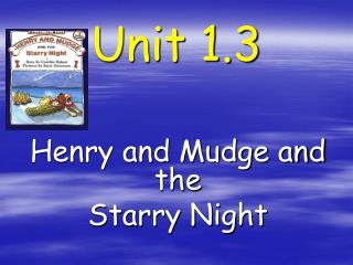 Unit 1.3