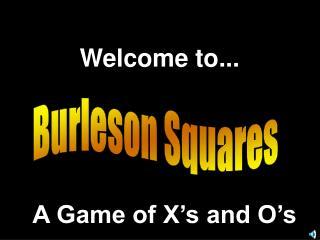 Burleson Squares