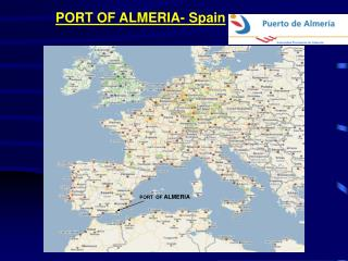 PORT OF ALMERIA- Spain