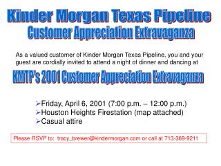 Kinder Morgan Texas Pipeline