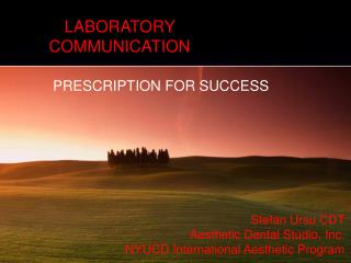 LABORATORY  COMMUNICATION