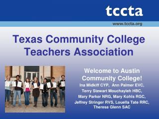 Texas Community College Teachers Association