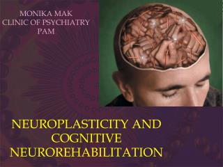 NEUROPLASTICITY AND COGNITIVE NEUROREHABILITATION