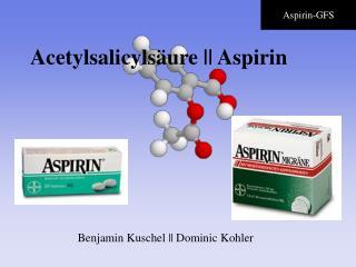 Aspirin-GFS
