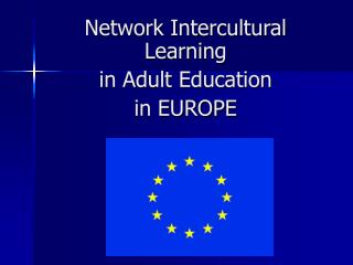 Network Intercultural       Learning  in Adult Education in EUROPE