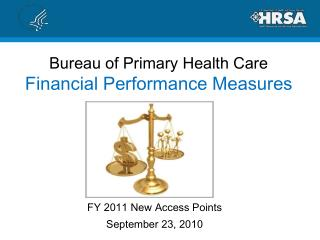 Bureau of Primary Health Care Financial Performance Measures