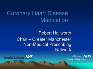 Coronary Heart Disease Medication