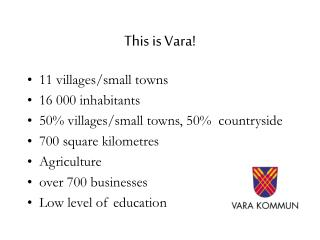 This is  Vara!