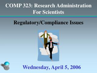 Regulatory/Compliance Issues