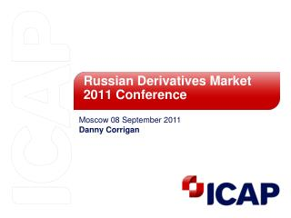 Russian Derivatives Market 2011 Conference
