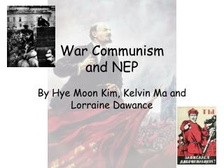War Communism  and NEP