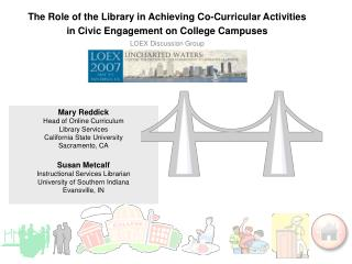 The Role of the Library in Achieving Co-Curricular Activities