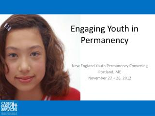 Engaging Youth in Permanency