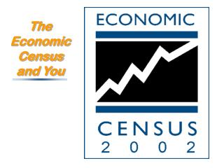 The Economic Census and You