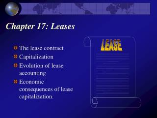 Chapter 17: Leases