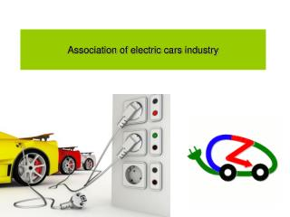 Association of electric cars industry
