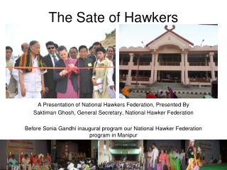 The Sate of Hawkers