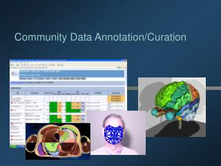 Community Data Annotation/Curation