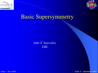 Basic Supersymmetry