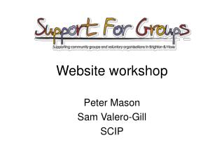 Website workshop